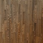 Light Brushed, Dark Brown stain with Natural Oiled
