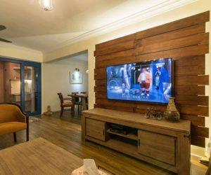 Bedok 5 rm flat Living Room