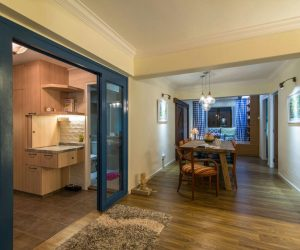 Bedok 5 rm flat Living Hall
